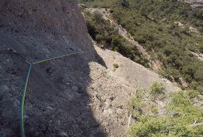 Topless a la Pastereta, Montserrat, Espagne 5