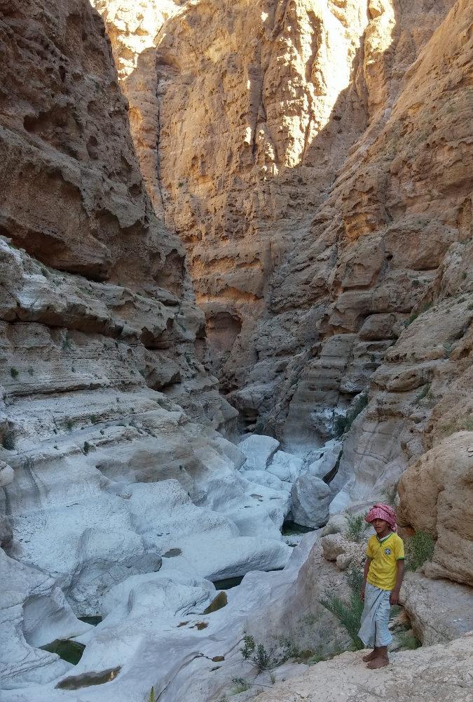 Wadi Tiwi, Hajar Oriental 7