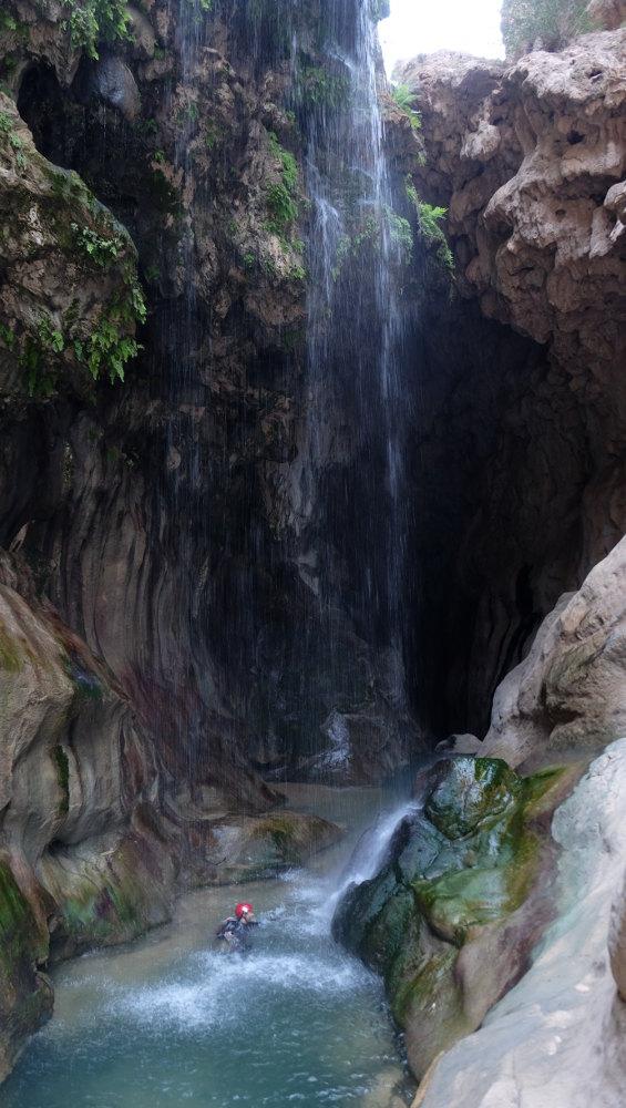 Wadi Tiwi, Hajar Oriental 15