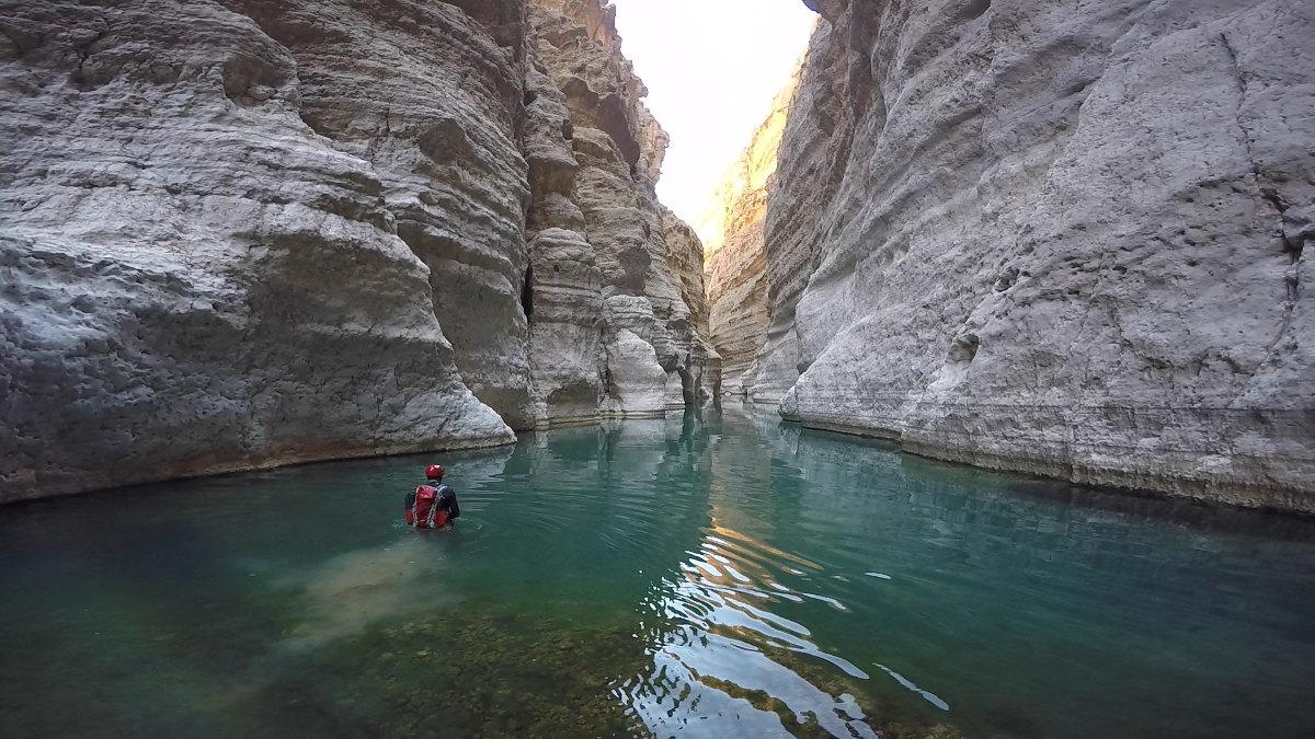 Wadi Tiwi, Hajar Oriental 21