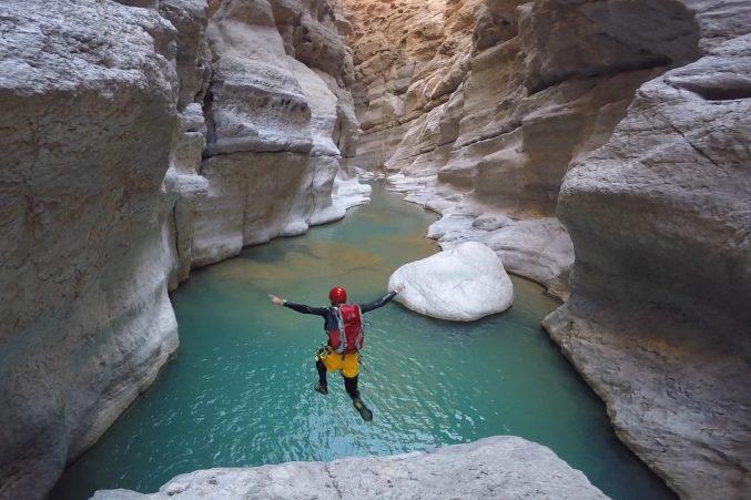 Wadi Tiwi, Hajar Oriental 3