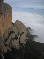 Canal del Cavall Bernat, Montserrat 20