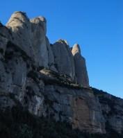 Salt de la Nina, Els Ecos, Montserrat, Catalunya, Espagne 3