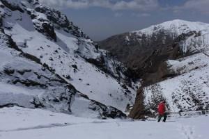 Kolak Chal trek, Teheran, Iran 17