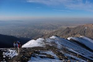 Mont Tochal, Teheran, Iran 13