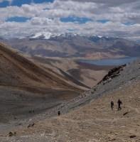 Tso Kar au Tso Moriri, Ladakh, Inde 38
