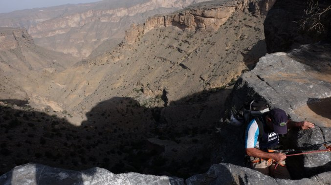 Wadi Aqabat El Biyout, Sayq Plateau 9