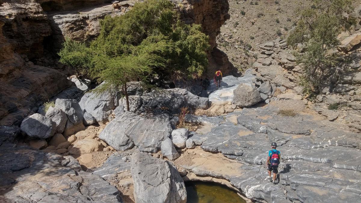 Wadi Aqabat El Biyout, Sayq Plateau 16