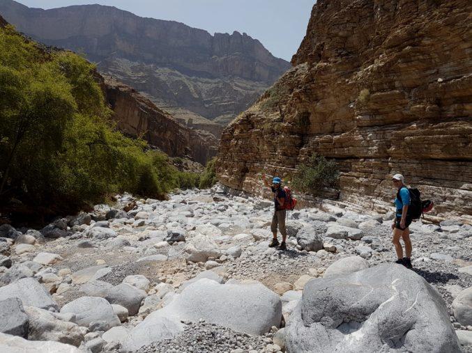 Wadi Aqabat El Biyout, Sayq Plateau 61