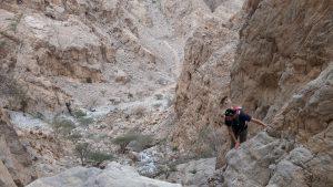 Wadi Naqab Trek, Ras Al Khaimah, Émirats Arabes Unis 2