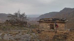 Wadi Naqab Trek, Ras Al Khaimah, Émirats Arabes Unis 5