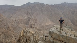 Wadi Naqab Trek, Ras Al Khaimah, Émirats Arabes Unis 12