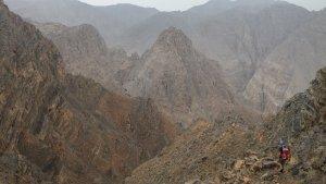 Wadi Naqab Trek, Ras Al Khaimah, Émirats Arabes Unis 19