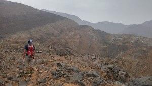 Wadi Naqab Trek, Ras Al Khaimah, Émirats Arabes Unis 20