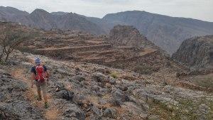 Wadi Naqab Trek, Ras Al Khaimah 25