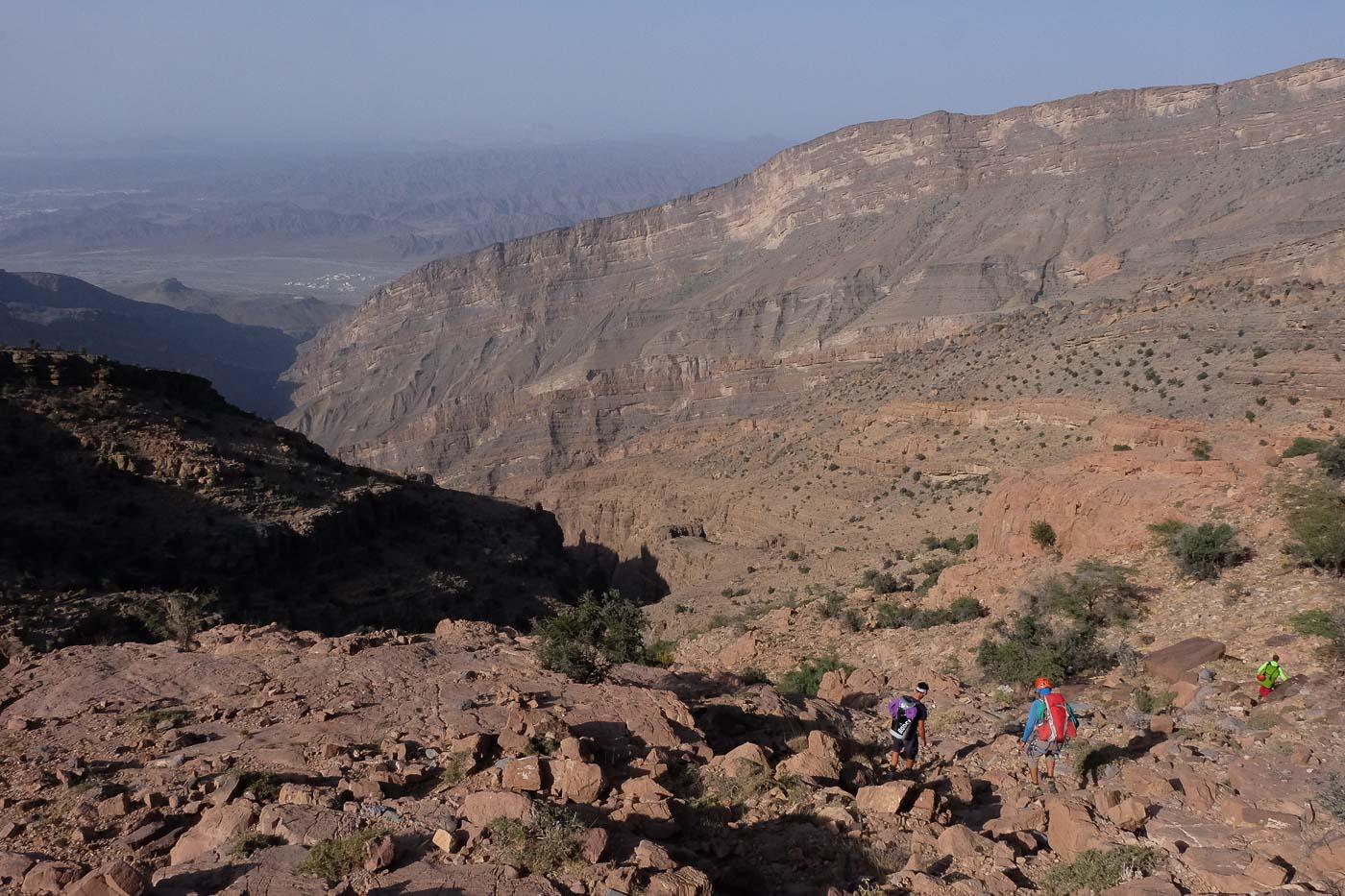 Wadi Kamah, Sayq Plateau 25