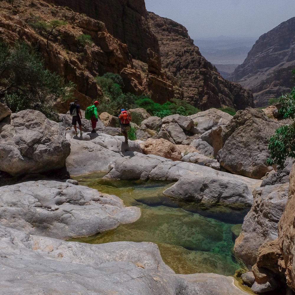 Wadi Kamah, Sayq Plateau 49