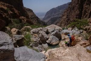 Wadi Kamah, Sayq Plateau 52