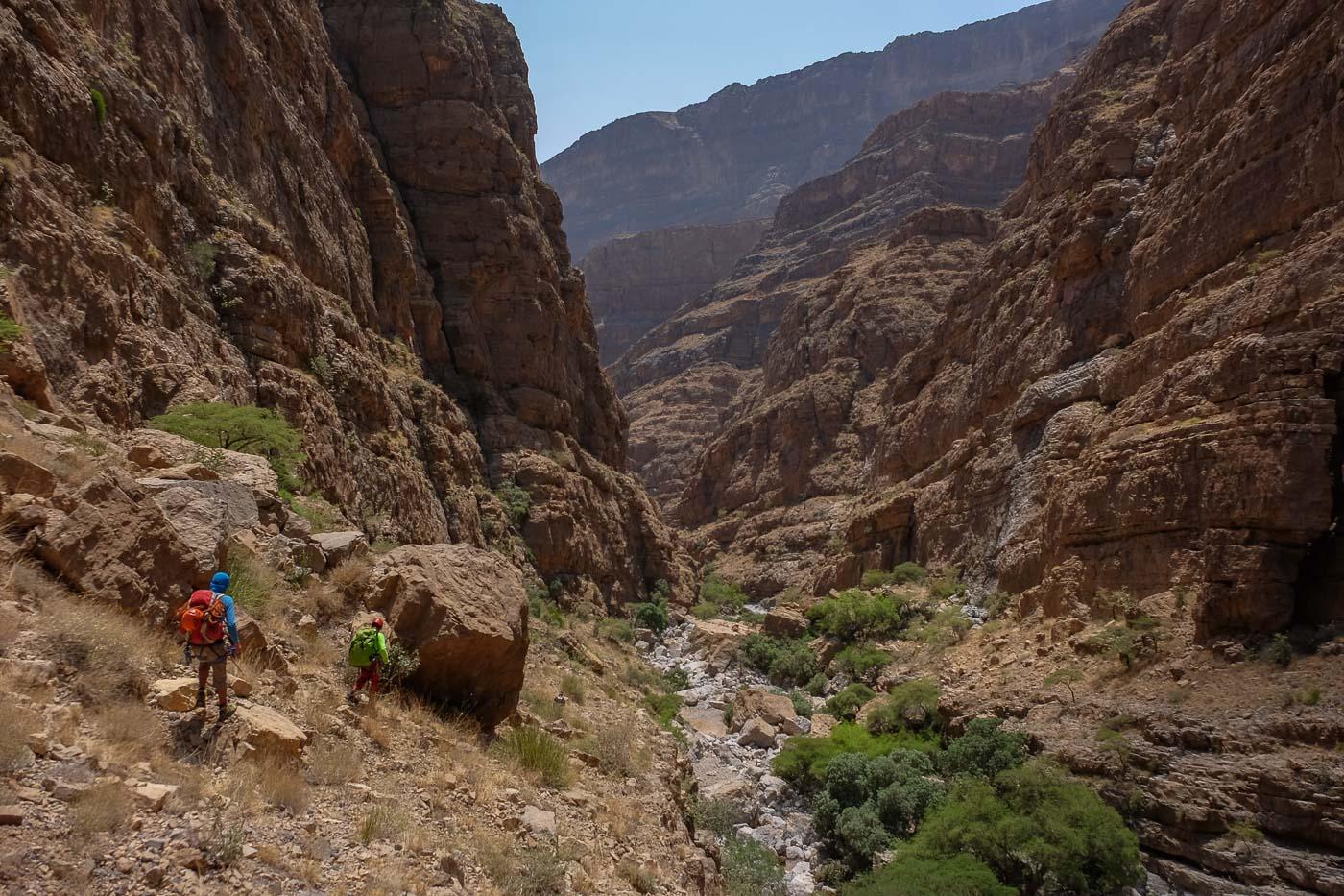 Wadi Kamah, Sayq Plateau 56