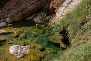 Wadi Kamah, Sayq Plateau 62