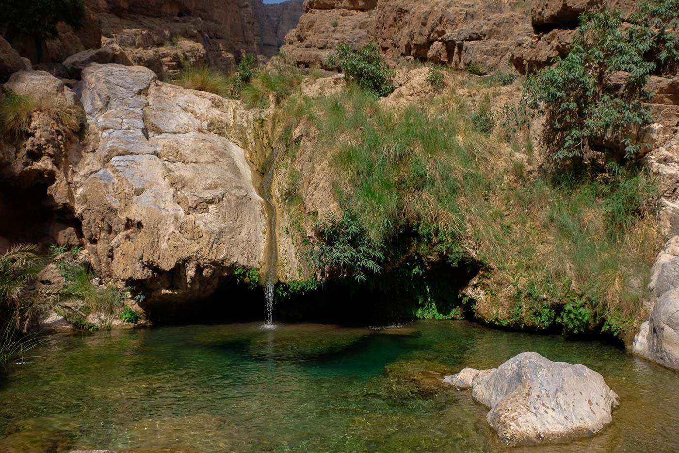 Wadi Kamah, Sayq Plateau 61