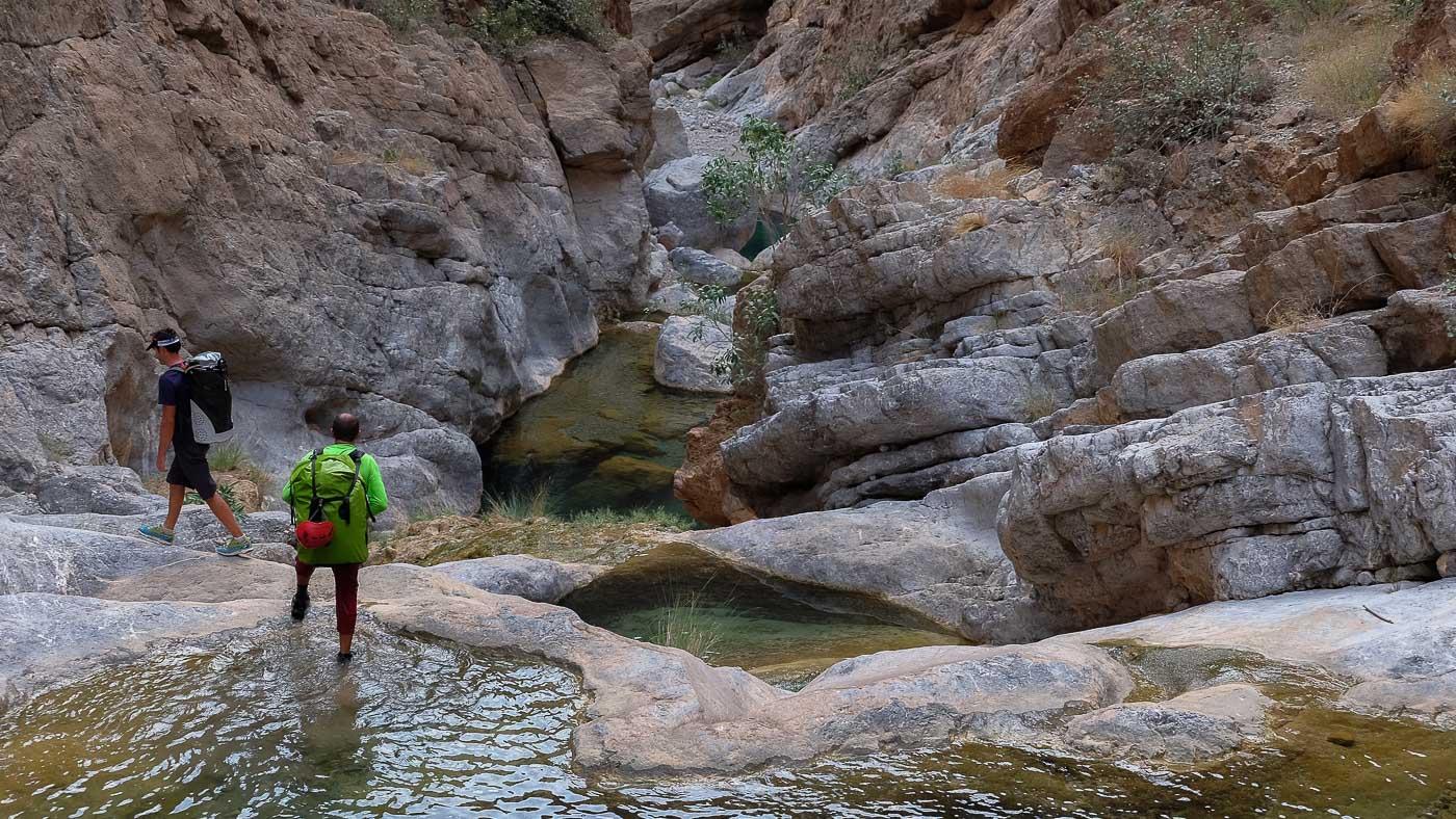 Wadi Kamah, Sayq Plateau 63