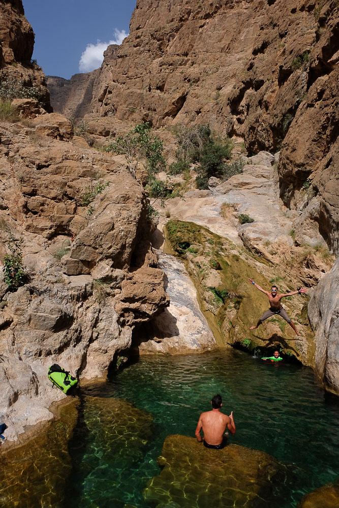 Wadi Kamah, Sayq Plateau 64