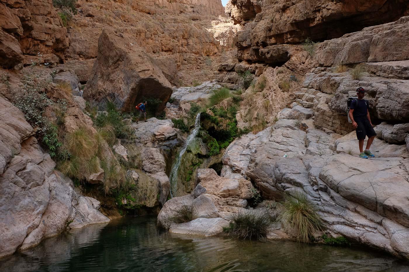 Wadi Kamah, Sayq Plateau 68
