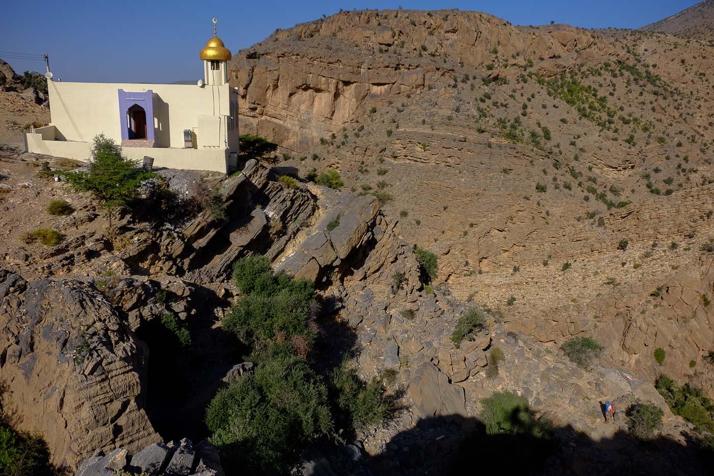 Wadi Hijri, Sayq plateau 4