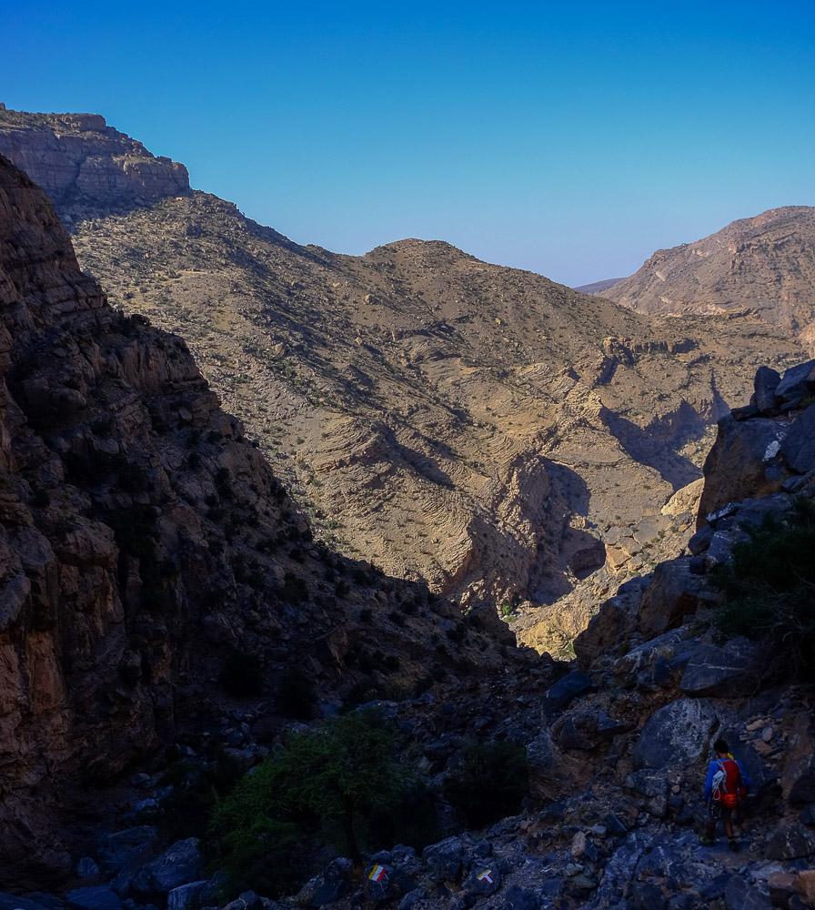 Wadi Hijri, Sayq plateau 5