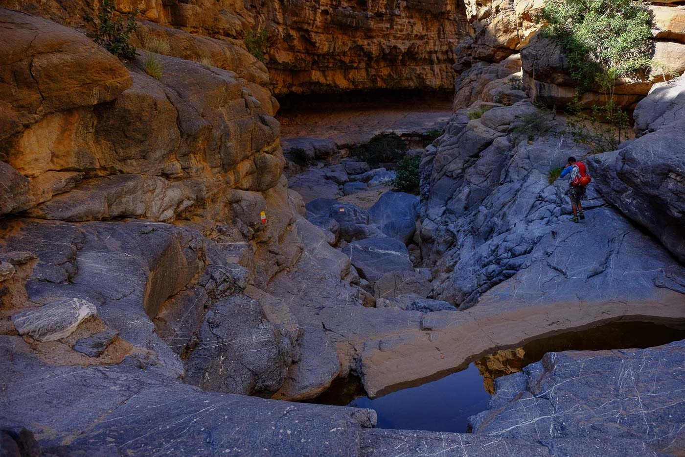 Wadi Hijri, Sayq plateau 9