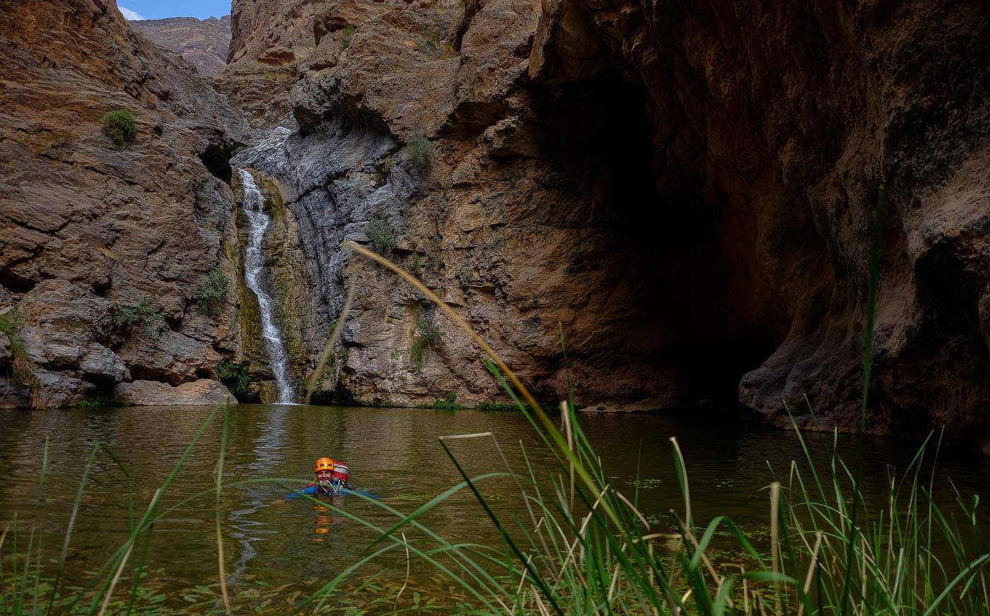 Wadi Hijri, Sayq plateau 43
