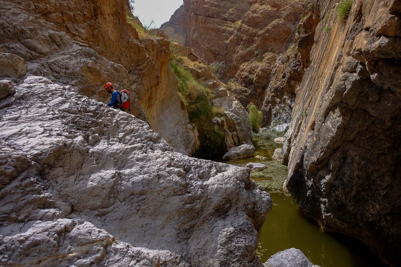 Wadi Hijri, Sayq plateau 44
