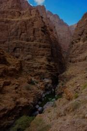 Sortie d'hijra depuis la cascade de 120m