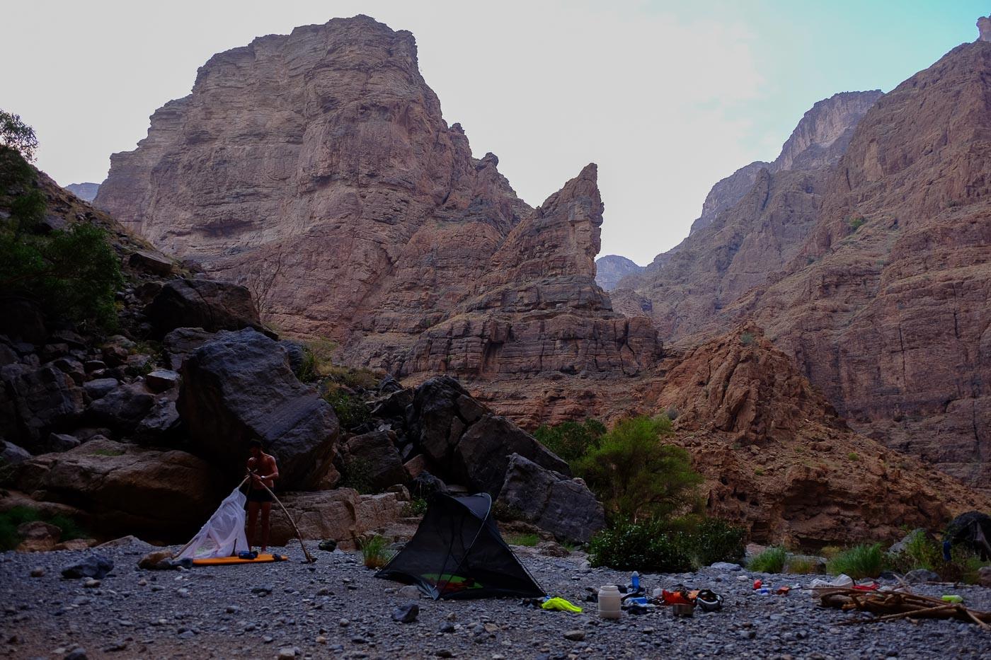 Wadi Hijri, Sayq plateau 53