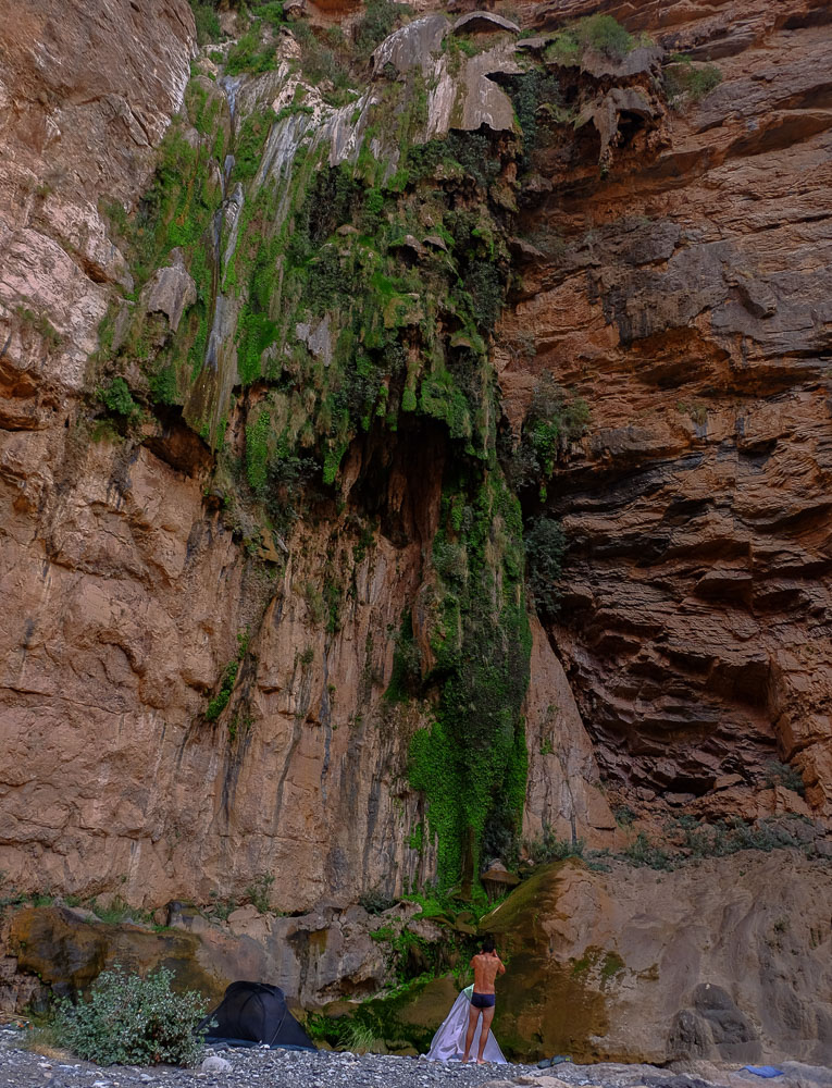 Wadi Hijri, Sayq plateau 55