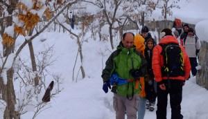 Darabad Peak, Mont Tochal, Teheran, Iran 10