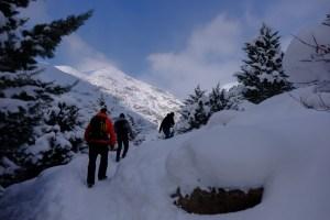 Darabad Peak, Mont Tochal, Teheran, Iran 12