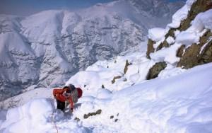 Darabad Peak, Mont Tochal, Teheran, Iran 20