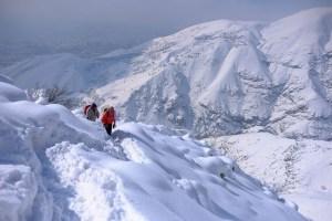 Darabad Peak, Mont Tochal, Teheran, Iran 21