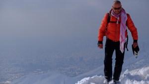 Darabad Peak, Mont Tochal, Teheran, Iran 22