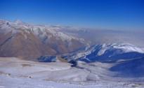 La vallée plus haut