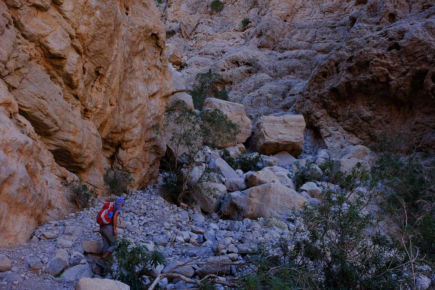 Gorges du Kirithon, Ras Al Khaimah 4