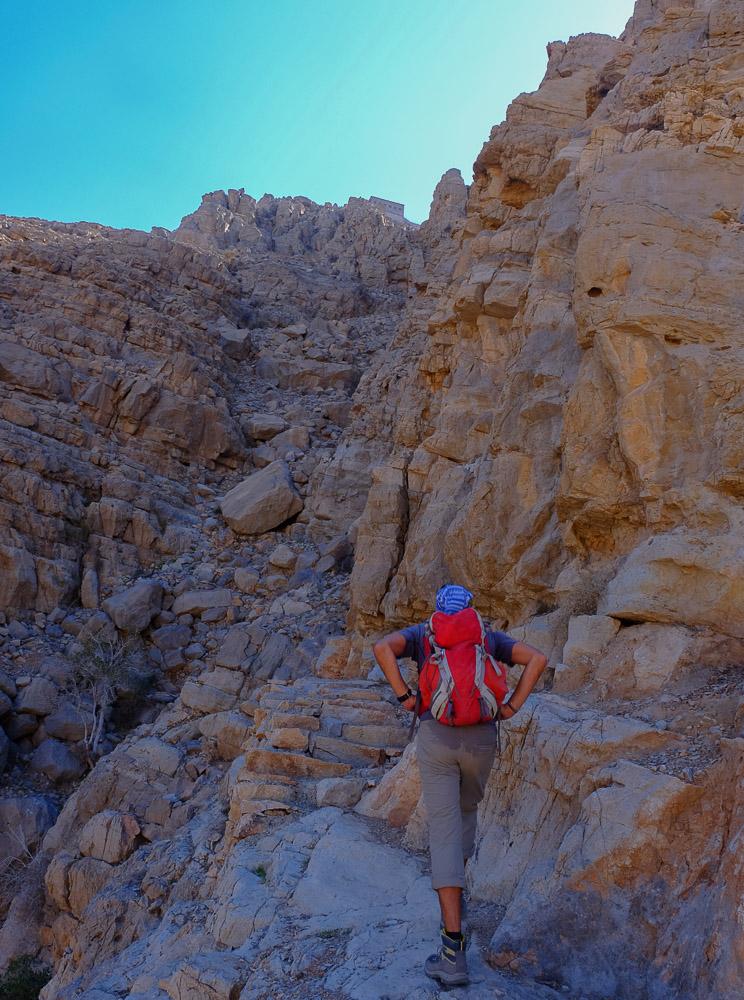 Gorges du Kirithon, Ras Al Khaimah 15