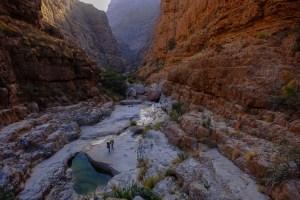 Wadi Kamah, Sayq Plateau 12