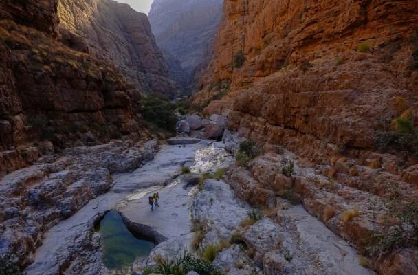 Wadi Kamah, Sayq Plateau 2