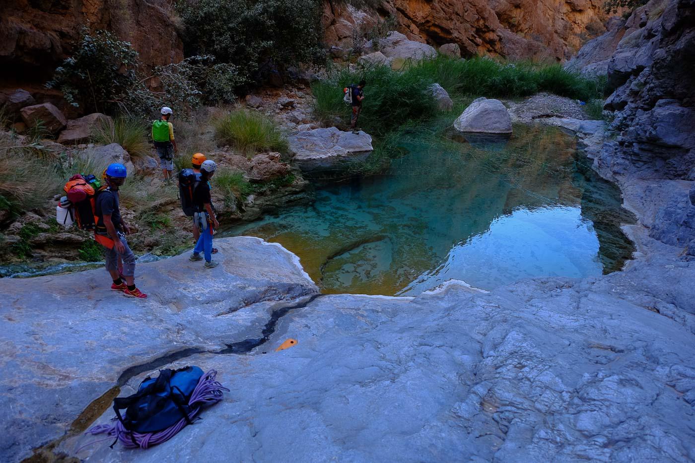 Wadi Kamah, Sayq Plateau 15
