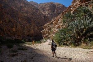 Wadi Shab, Hajar Oriental 4