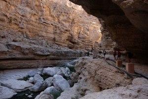 Wadi Shab, Hajar Oriental 6