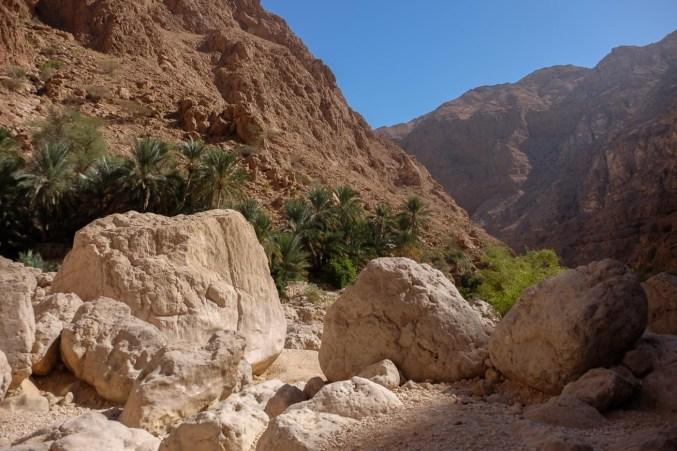 Wadi Shab, Hajar Oriental 13